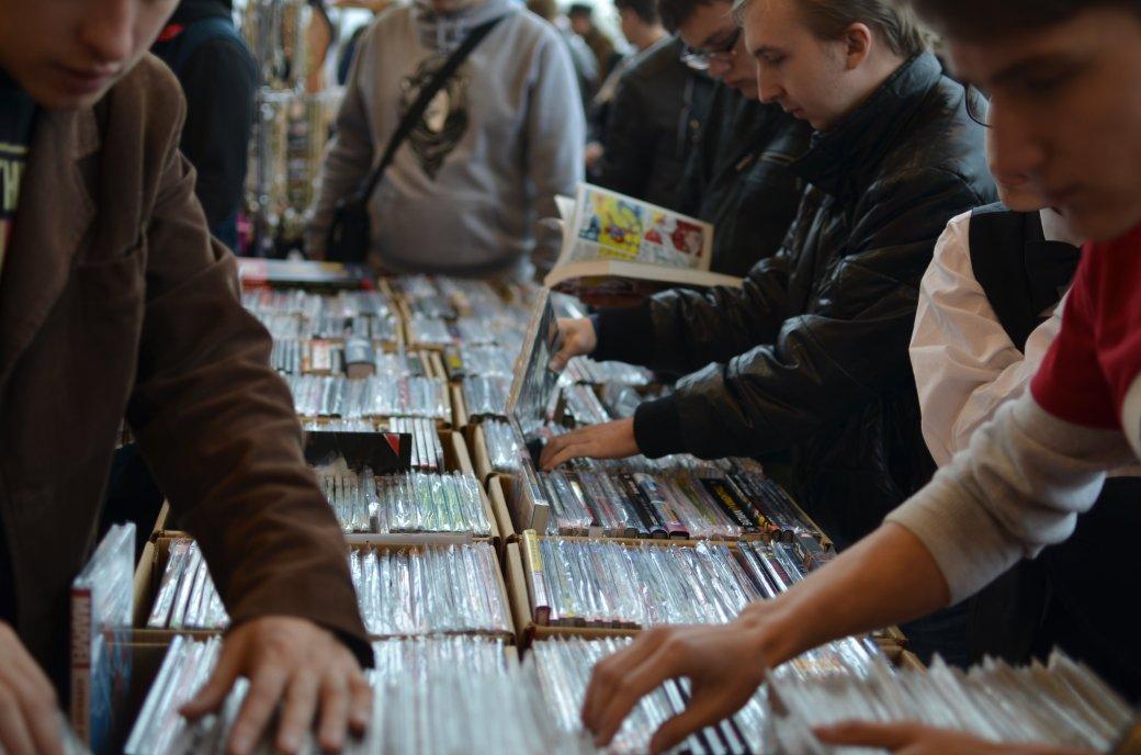 Фотоотчет с «Игромира» и Comic Con Russia, день 2 – концерт Noize MC - Изображение 4