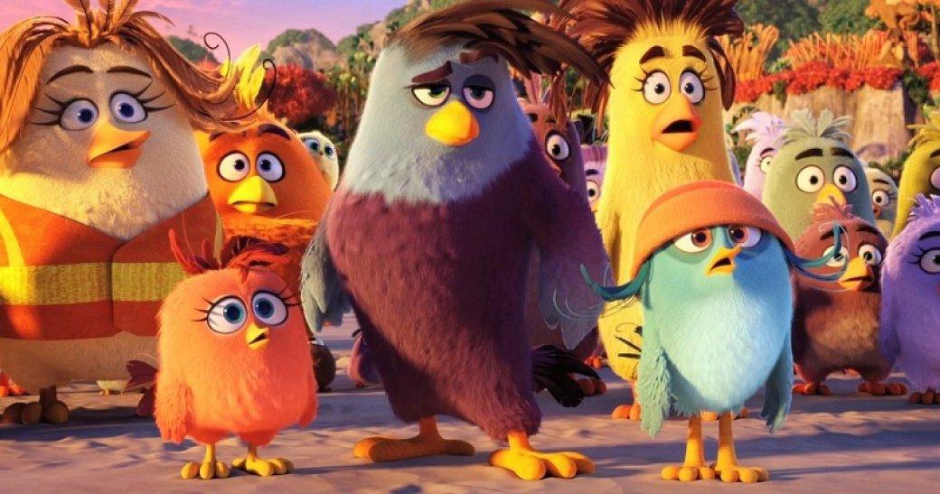 Рецензия на «Angry Birds в кино» - Изображение 14