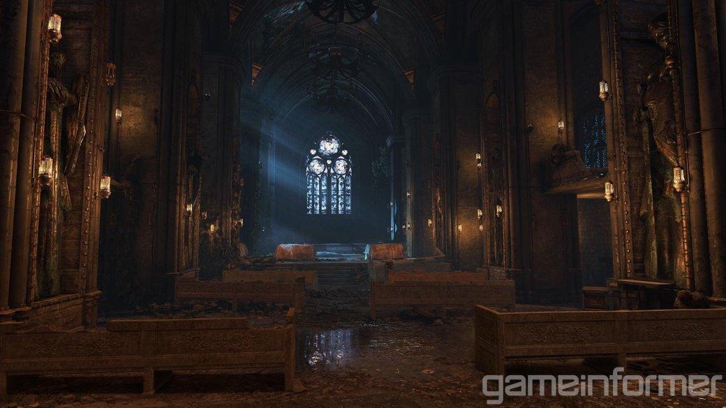 Разработчики Gears of War 4 показали раннюю стадию развития дронов - Изображение 1