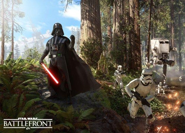 Создатели официально сказали овыходе игры «Star Wars: Battlefront 2»