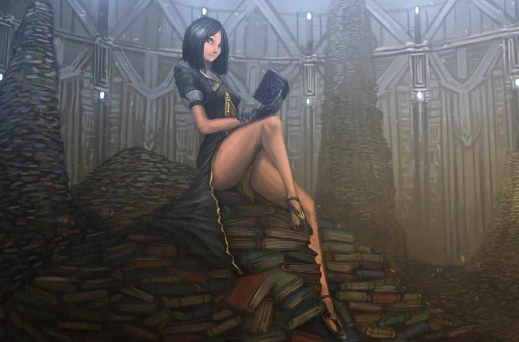 Истории в несколько десятков книг - Изображение 1