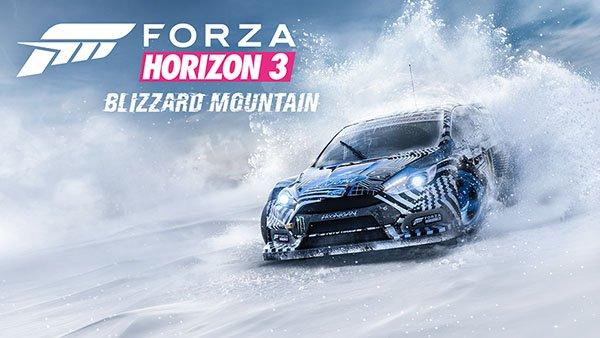 ВForza Horizon 3 появятся заснеженные горные трассы - Изображение 1