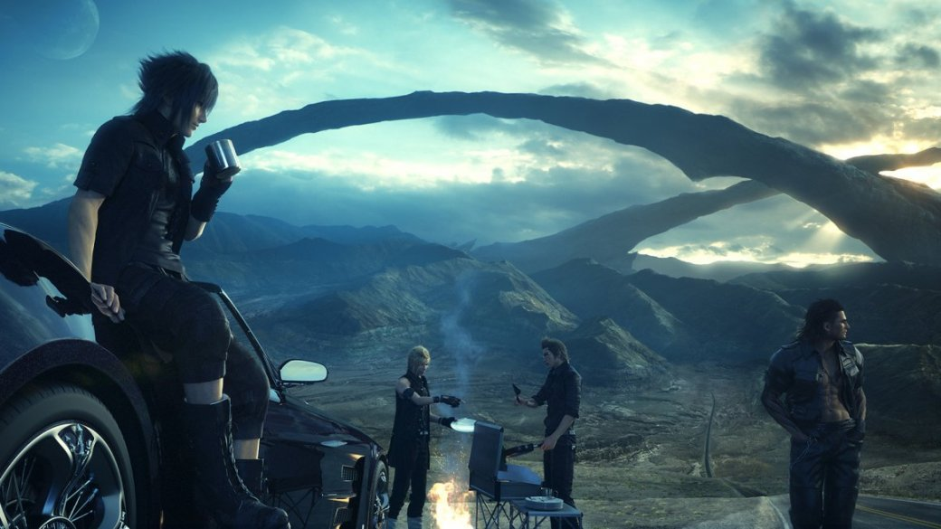 Сюжет Final Fantasy 15 пойдет по стопам The Last of Us - Изображение 1