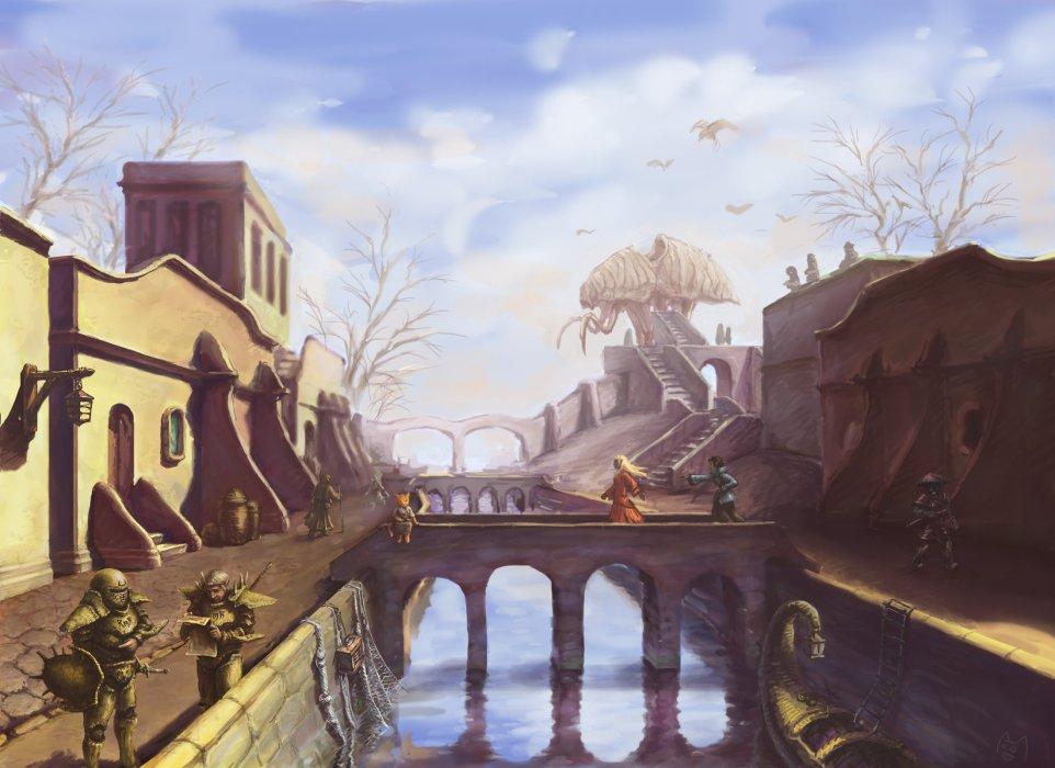 Сложный аудиотест: Как хорошо тыпомнишь The Elder Scrolls: Morrowind?. - Изображение 1
