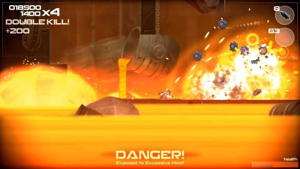 Шутер создателей Toki Tori выстрелит на трех консолях - Изображение 1