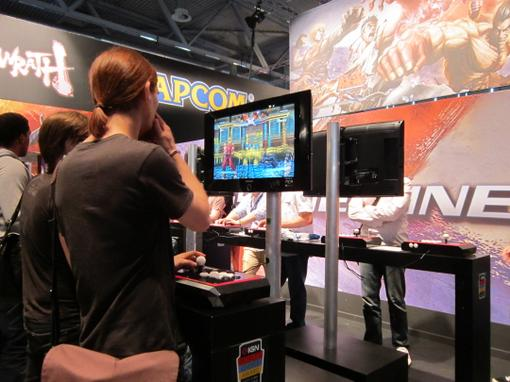 GamesCom 2011. Впечатления. Street Fighter x Tekken - Изображение 2