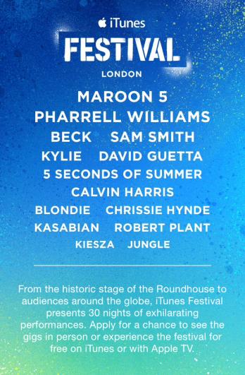iTunes Festival 2014. Часть 2 - Изображение 3