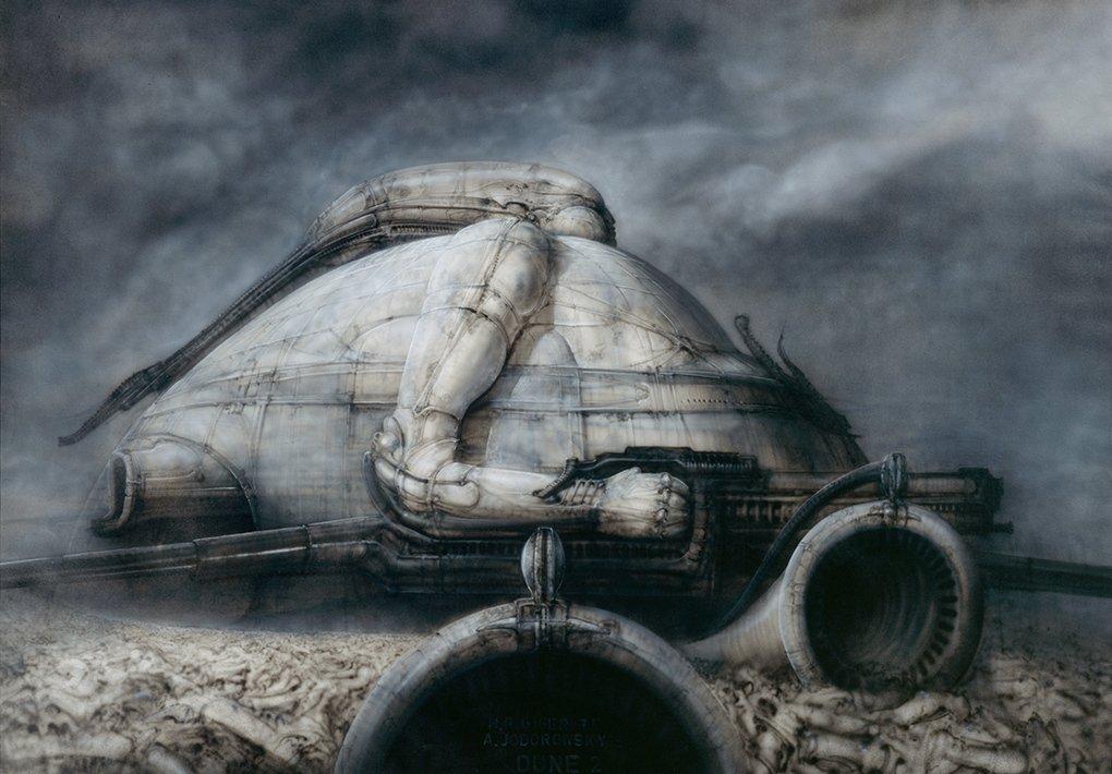 Умер художник Ганс Гигер - Изображение 2