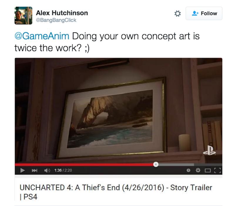 Naughty Dog извинилась перед Ubisoft за вора из Uncharted 4 - Изображение 3