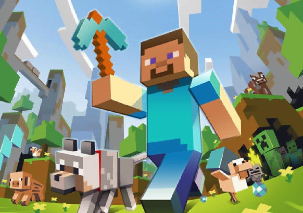 Minecraft победила бой-бэнд One Direction в книжном чарте - Изображение 1