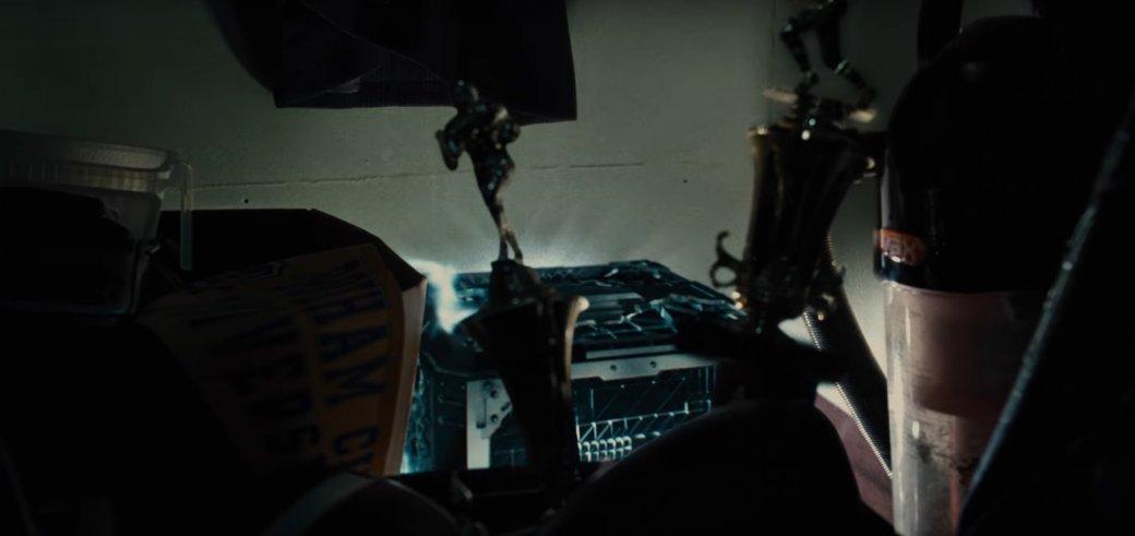 Зак Снайдер о трейлере: Киборг— сердце «Лиги справедливости»! - Изображение 2