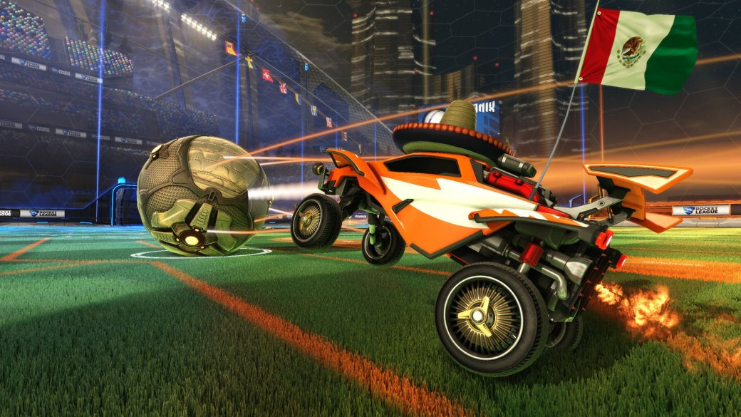 Rocket League будет портирована на Xbox One и  другие платформы - Изображение 2