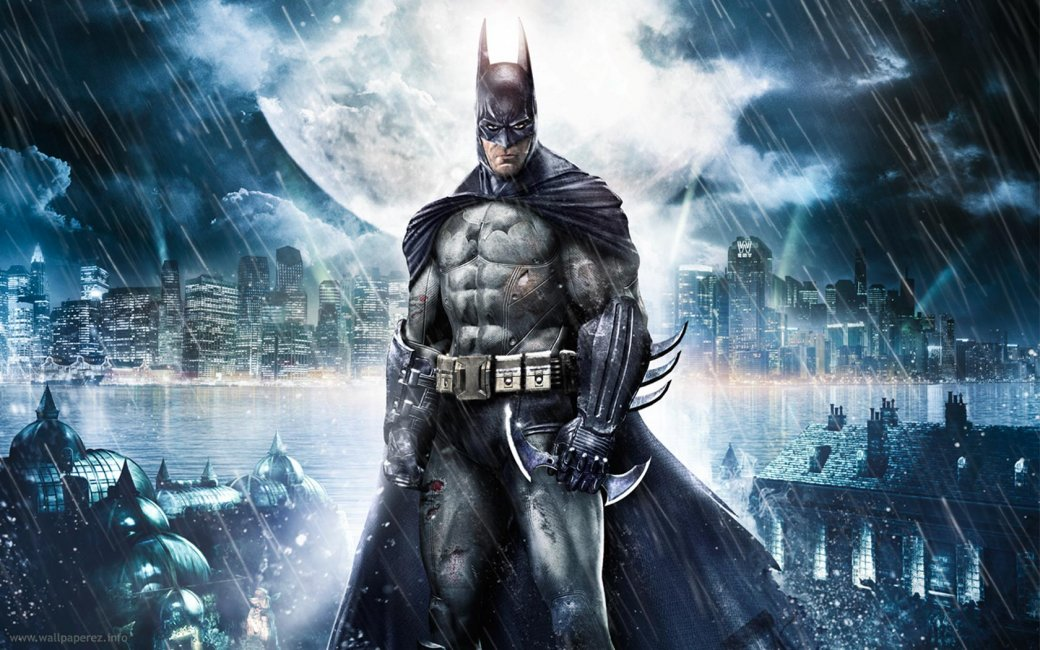 Batman: Arkham Asylum и  Arkham City теперь привязаны к Steam - Изображение 1
