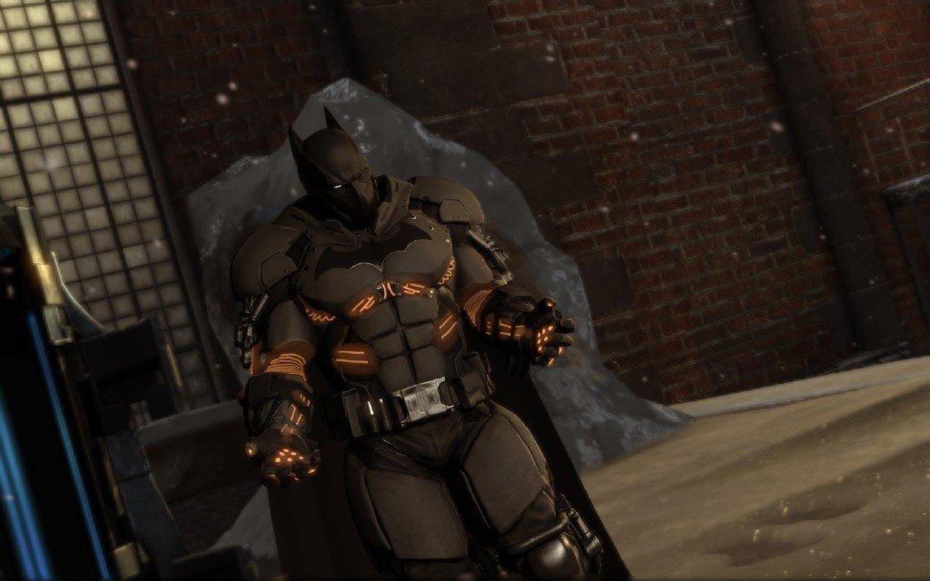 Batman: Arkham Origins — Cold, Cold Heart: абсолютный ноль - Изображение 1