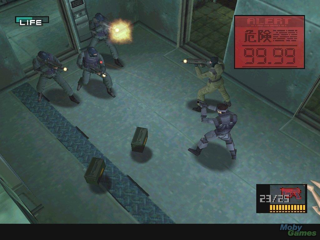 Metal Gear Solid. Помним, любим. Часть 1. - Изображение 6