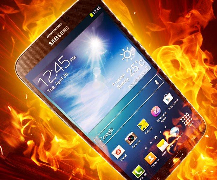 Горячее железо. Samsung GALAXY Mega 6.3 - Изображение 1