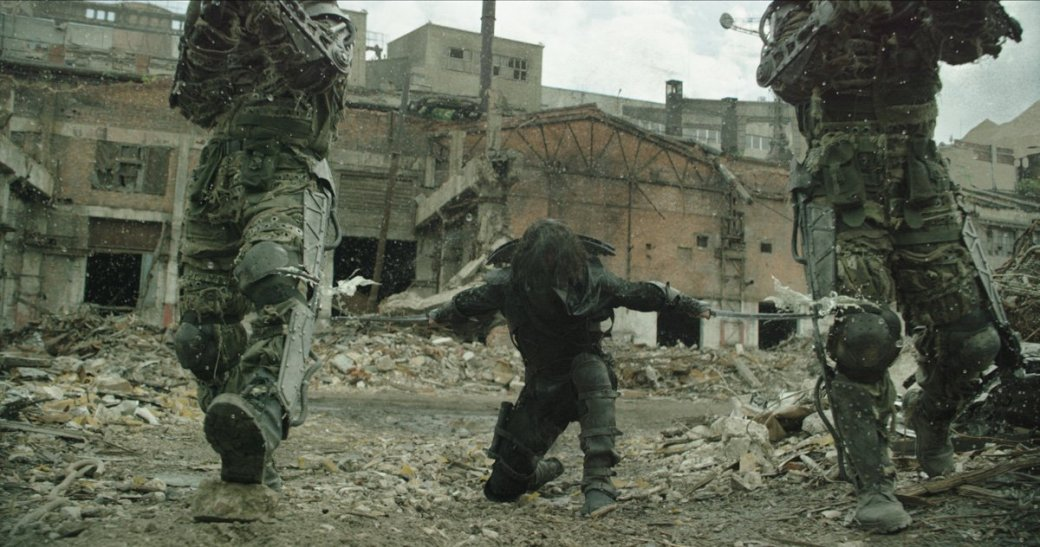 Рецензия на «Защитников» Сарика Андреасяна. - Изображение 24