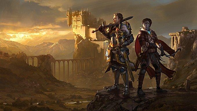 Ветераны BioWare пошли на  Kickstarter за деньгами для новой RPG. - Изображение 1