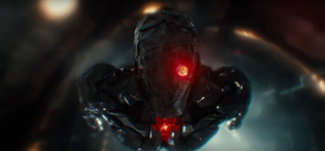 Зак Снайдер о трейлере: Киборг— сердце «Лиги справедливости»! - Изображение 1