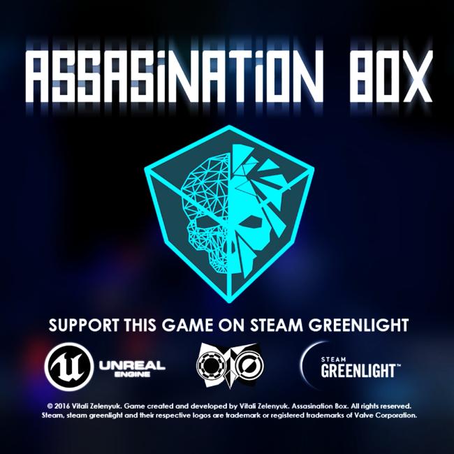 Assasination Box - Greenlight проект - Изображение 1
