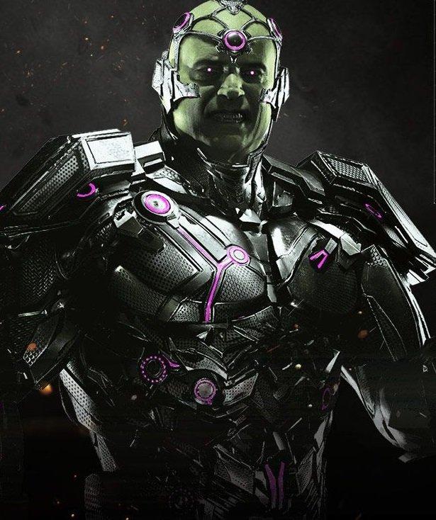 Разбираем новых героев Injustice 2. Кто такие Синий жук и Доктор Фэйт? - Изображение 16