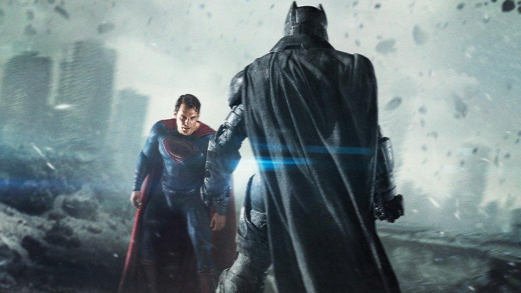 Warner Bros. тасует кадры из-за «Бэтмена против Супермена» - Изображение 2