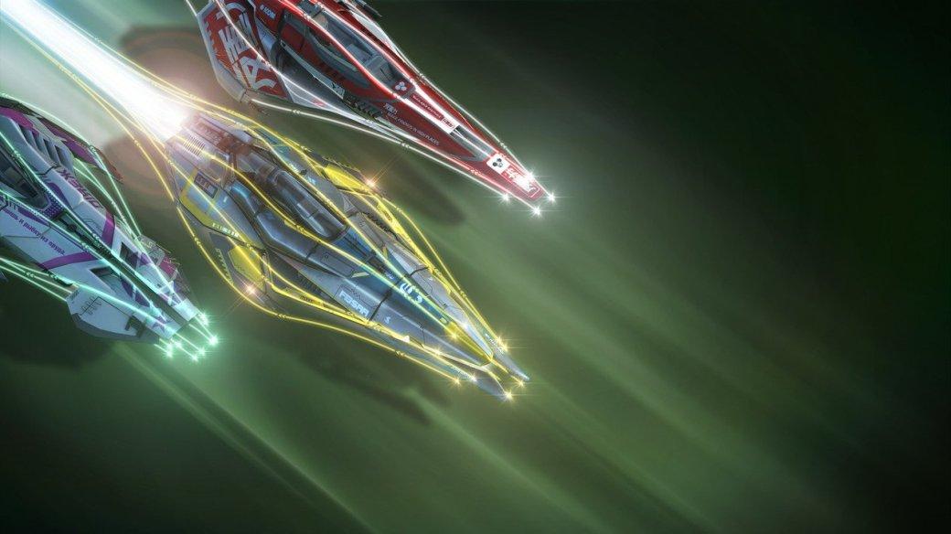 Сейчас на PS Plus: Wipeout 2048 - Изображение 2