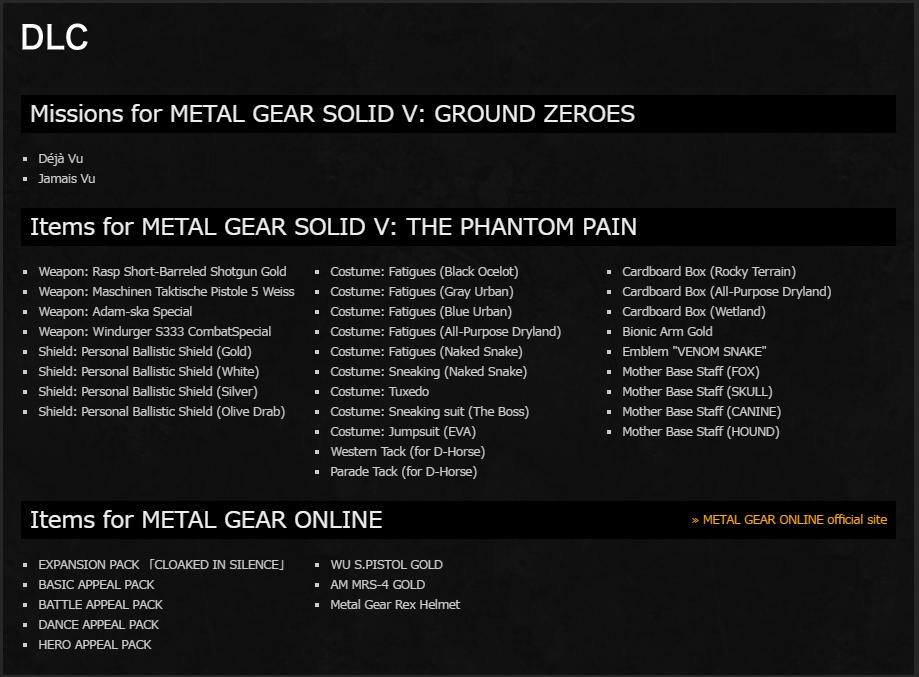 Официально анонсировано полное издание Metal Gear Solid V. - Изображение 2