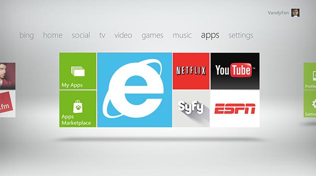 Веб-браузер Internet Explorer появится в Xbox 360 - Изображение 1