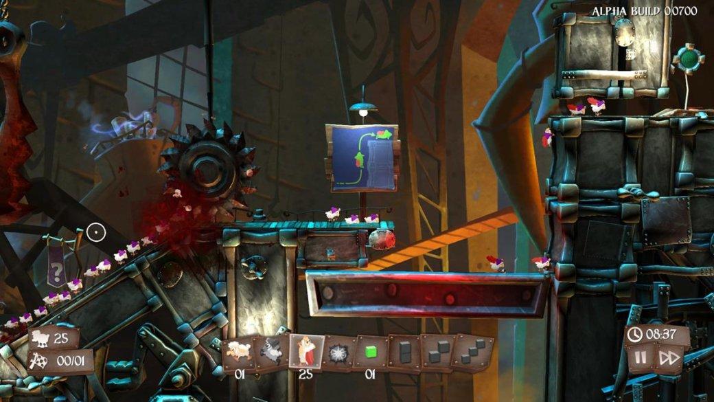 В видео новой игры от авторов Worms убивают шесть овец - Изображение 1