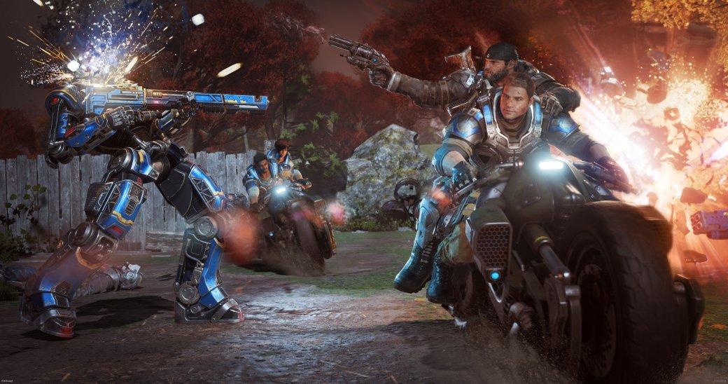 Рецензия на Gears of War 4. Обзор игры - Изображение 9