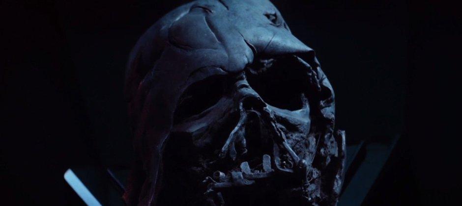 Кайло Рен будет в ярости: его шлем Дарта Вейдера – подделка - Изображение 1