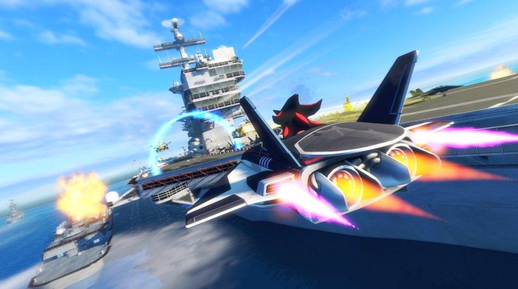 Рецензия на Sonic & All-Stars Racing Transformed - Изображение 4