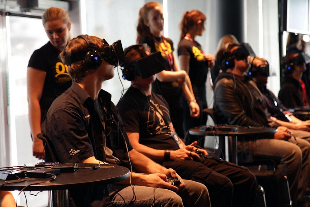 ZeniMax подала иск против Oculus VR  - Изображение 1