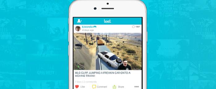 Leet – геймерский аналог Instagram - Изображение 1