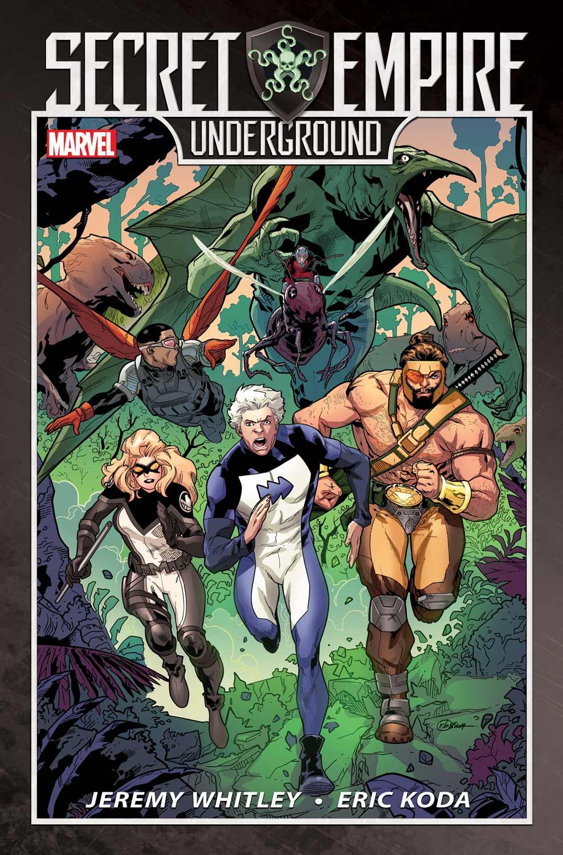 Marvel анонсировало еще один комикс-ваншот о восстании против Гидры - Изображение 1