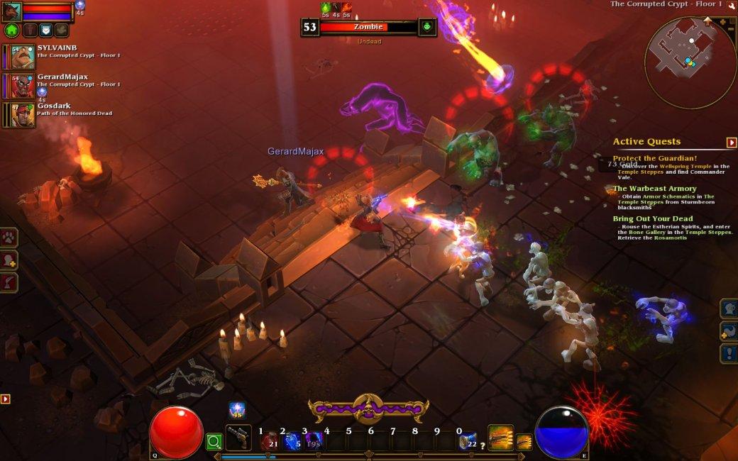 Рецензия на Torchlight 2 - Изображение 2