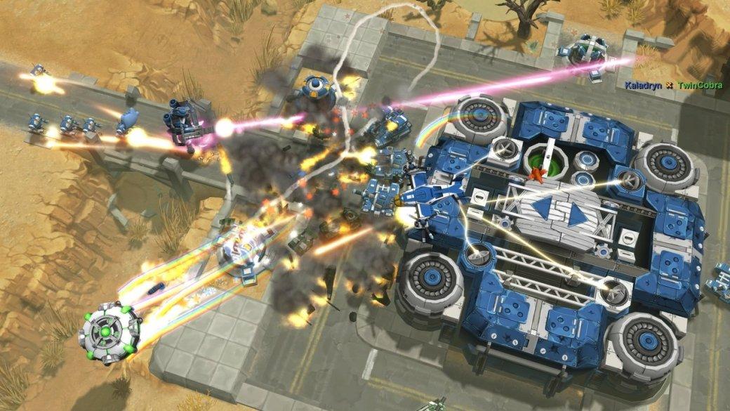 Игра о сражениях трансформеров AirMech перейдет на Xbox 360. - Изображение 1