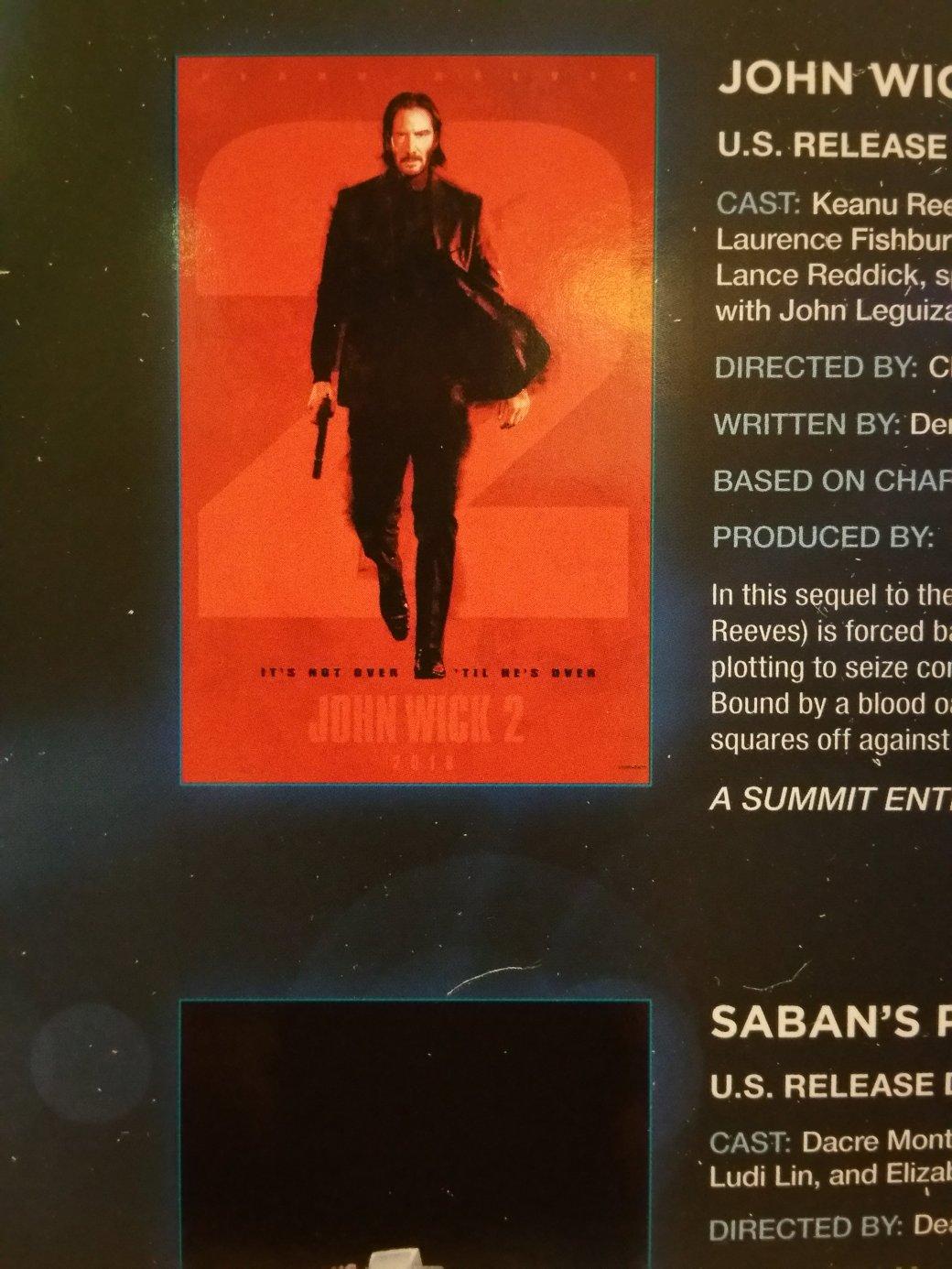 Первые отзывы на «Джона Уика 2» обещают 12 трупов за 2 минуты фильма - Изображение 2