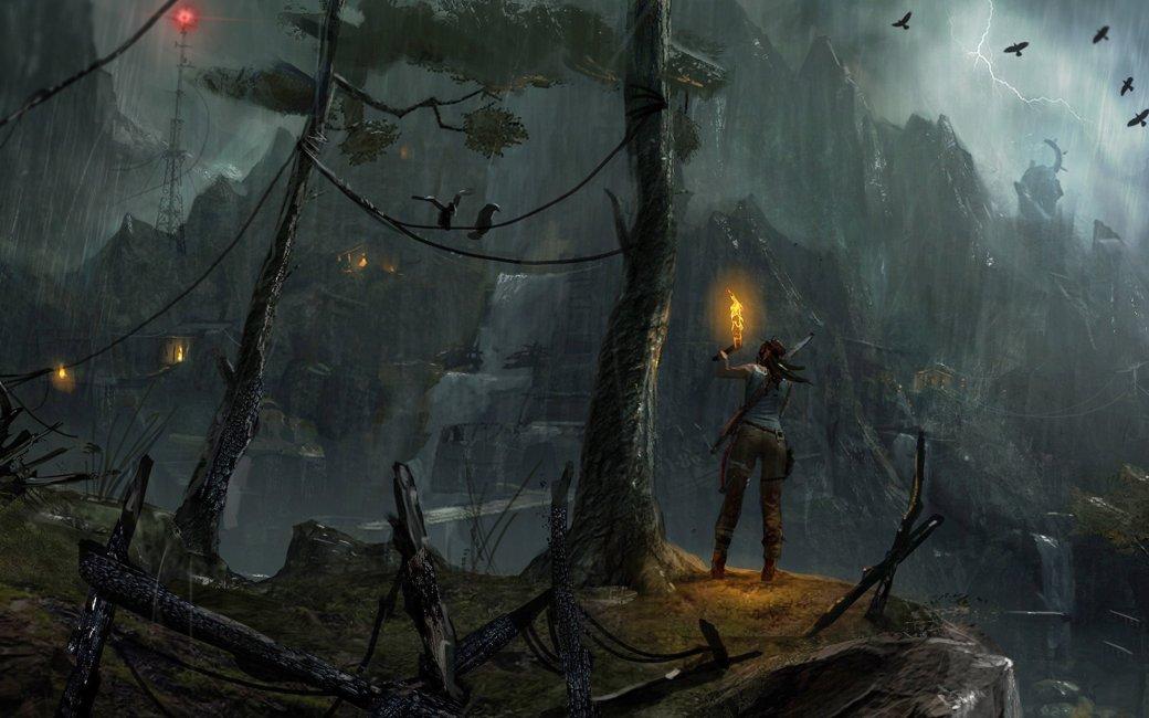 Tomb Raider. Триумф человечности.  - Изображение 6