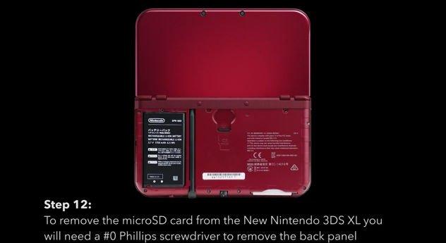 1-2-3...16 шагов и отвертка: как перенести данные с 3DS на New 3DS XL - Изображение 7