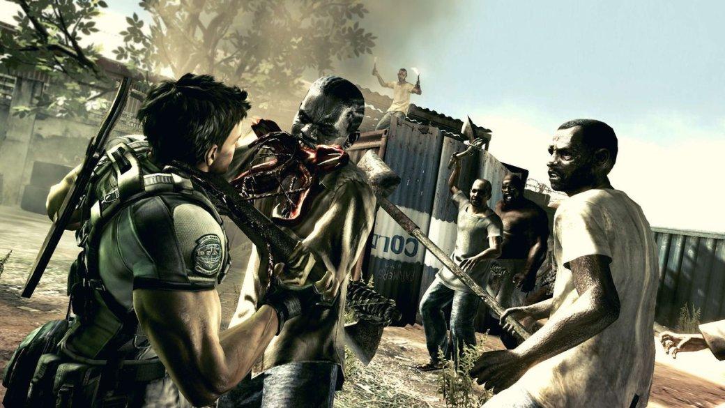 Как менялся Resident Evil - Изображение 24