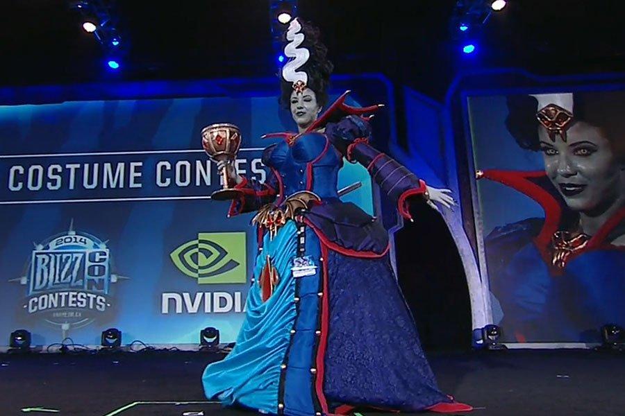 BlizzCon 2014. Конкурс костюмов - Изображение 53