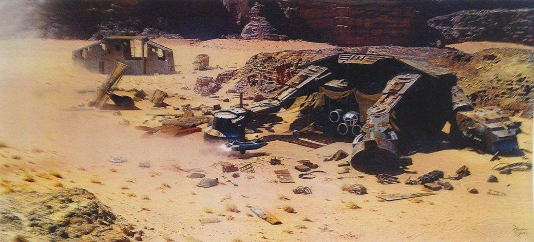 По следам первого трейлера «Звездных Войн» - Изображение 7