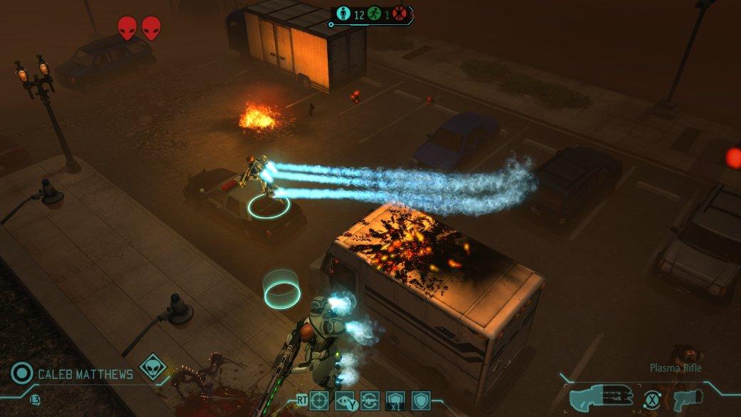 Они прилетели: впечатления от XCOM: Enemy Unknown - Изображение 2