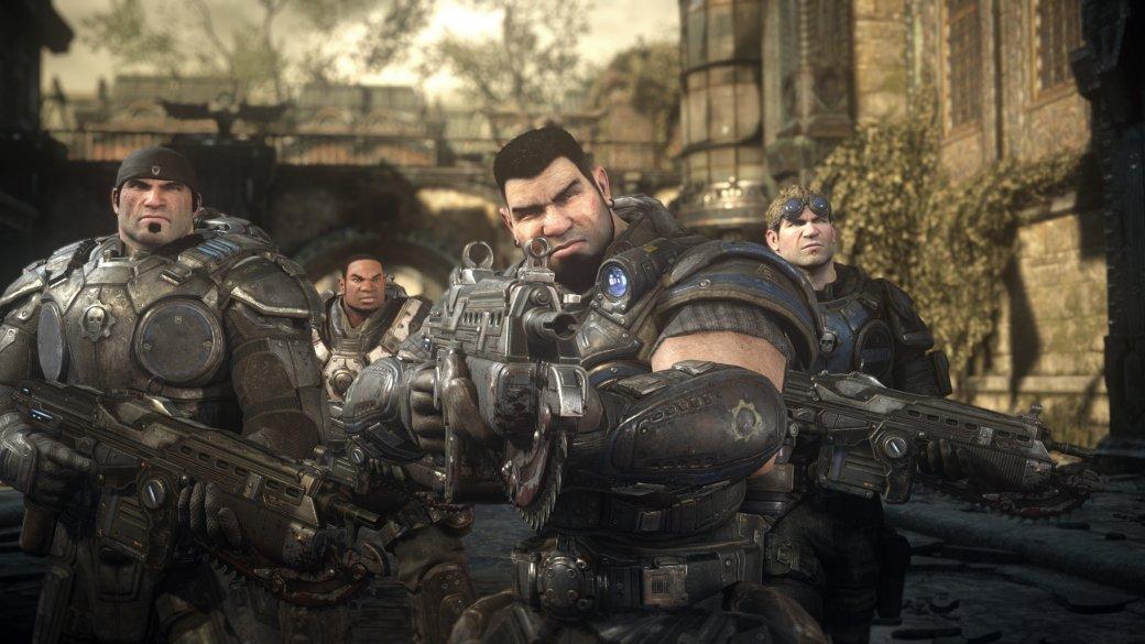 PC-версия Gears of War: Ultimate Edition выйдет в начале 2016 года - Изображение 1