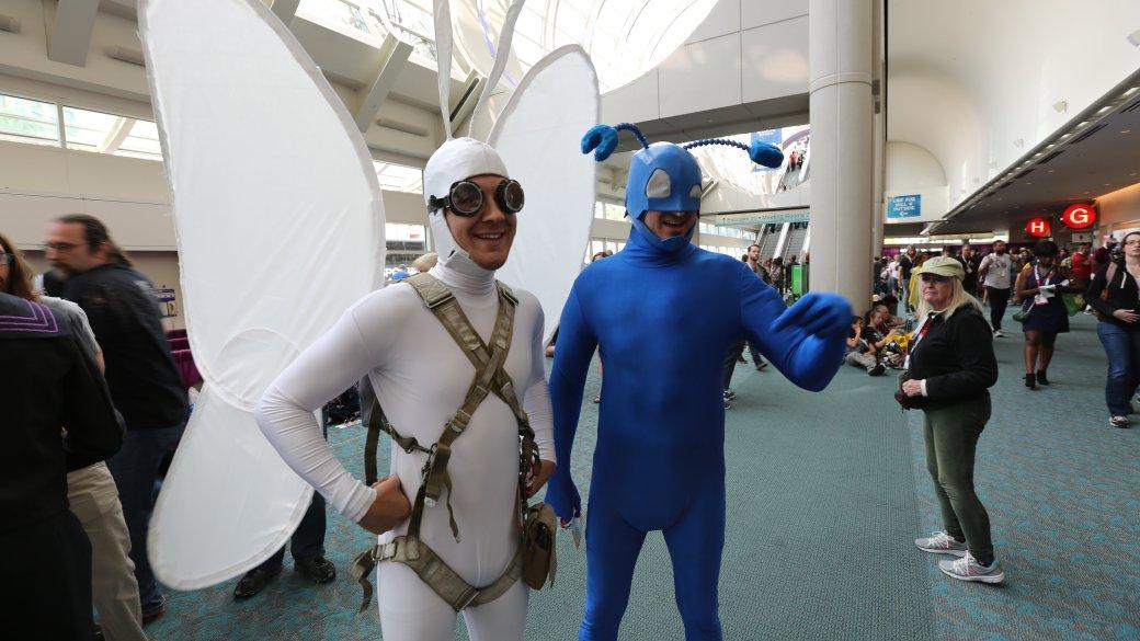 Лучший косплей Comic-Con 2015 - Изображение 86