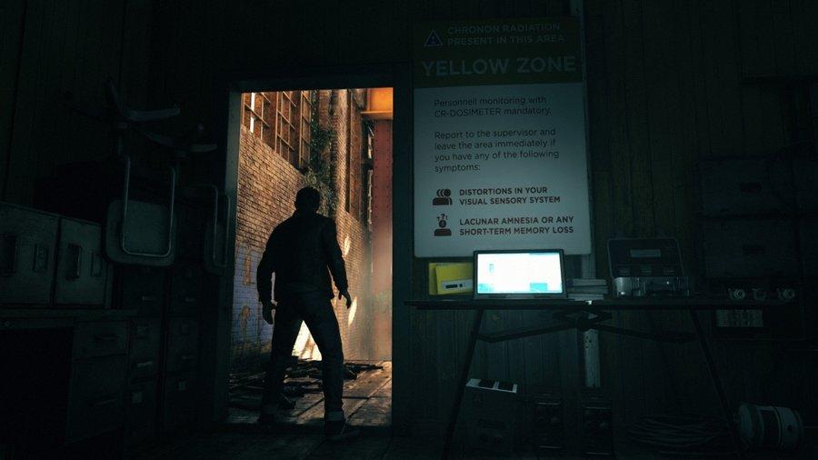Quantum Break прозрачно намекает на Alan Wake's Return - Изображение 1