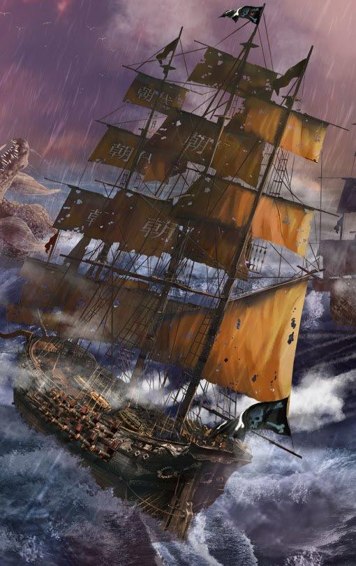 10 лучших игр про пиратов и морские приключения - Изображение 18