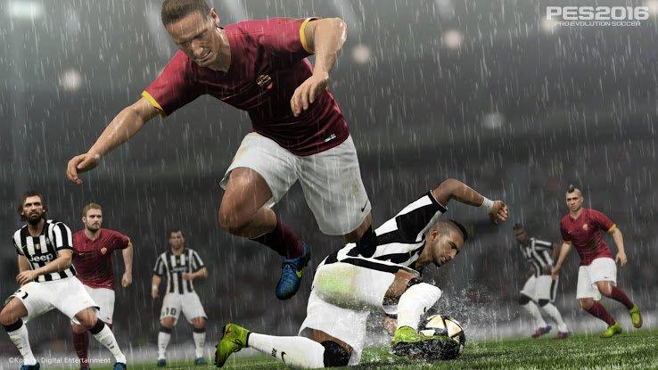 Впечатления от демо-версии Pro Evolution Soccer 16. - Изображение 2